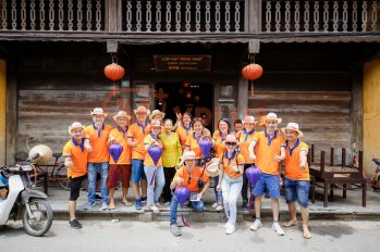 The Amazing Race in Hội An